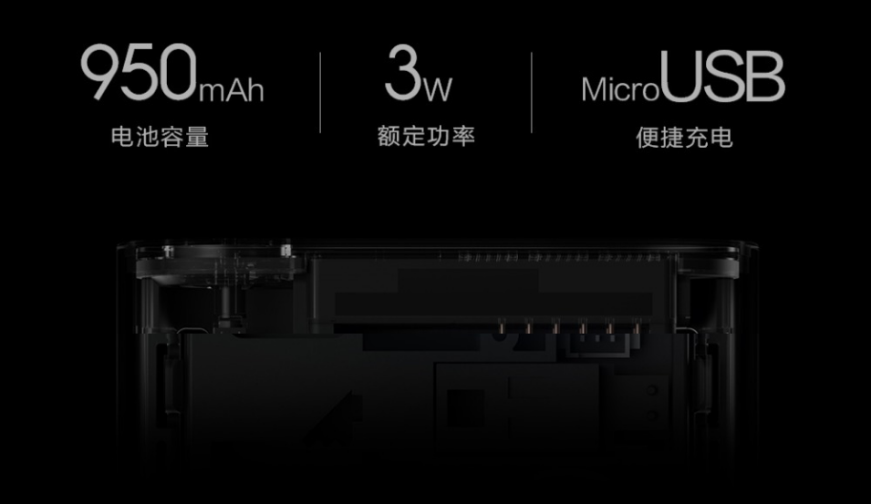 Xiaomi Mijia Zhimi PM2.5 Bateria