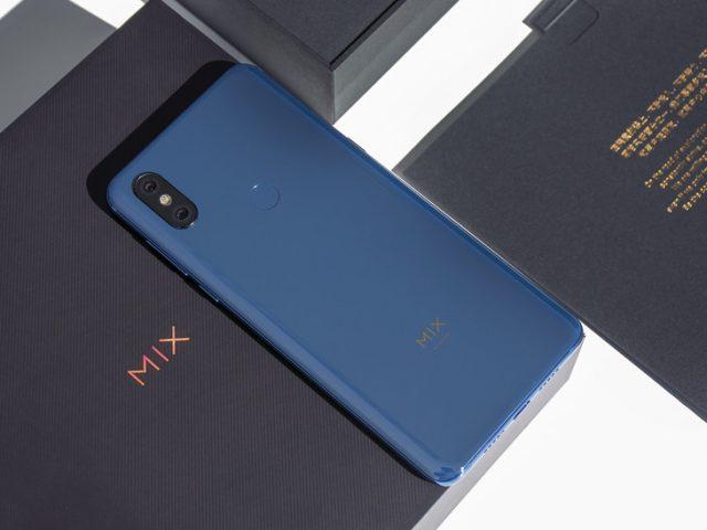 Xiaomi - Xiaomi Mi MIX 3 presentación
