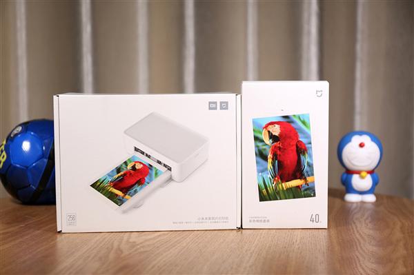 Xiaomi Mijia Photo Printer - Características y unboxing