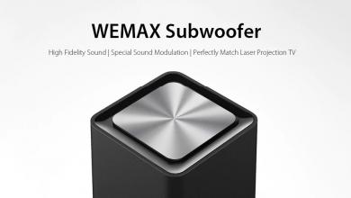 Xiaomi Wemax S1 Subwoofer SpeakerXiaomi Wemax S1 Subwoofer Speaker: Características y precio