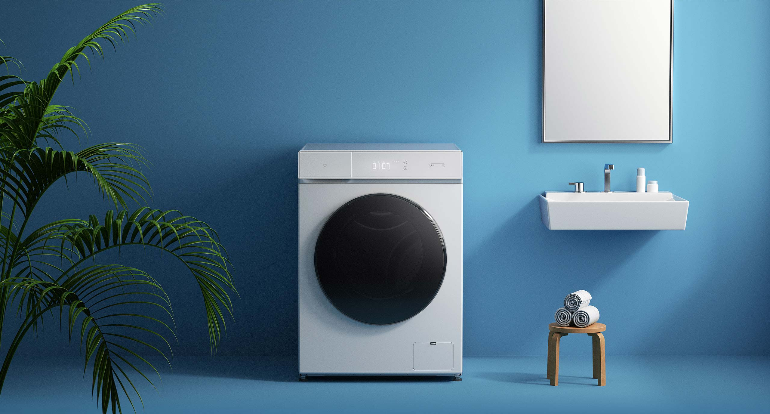 Xiaomi Mijia Smart Washing Machine