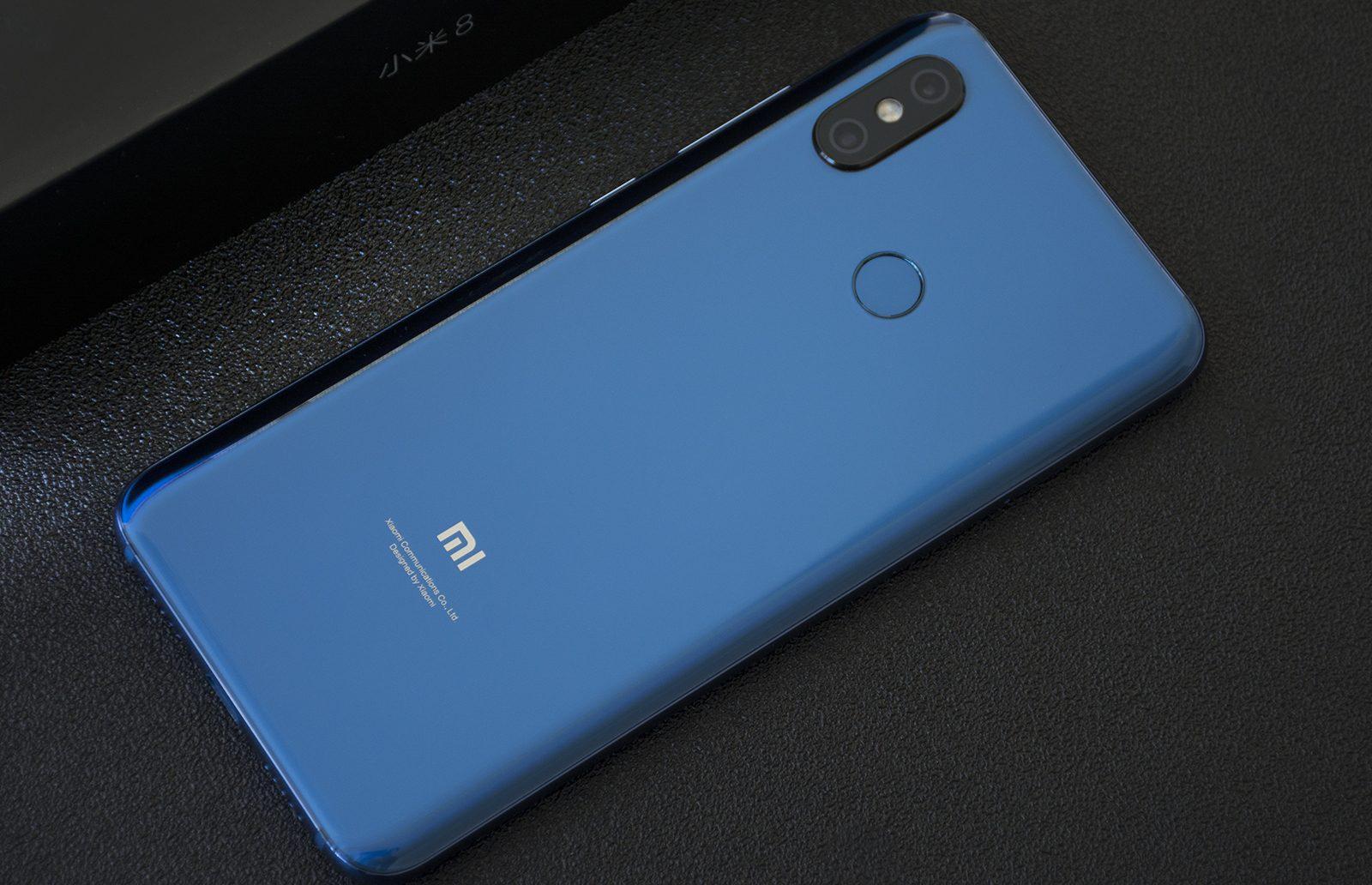 El Xiaomi Mi 8 es Smartphone más económico