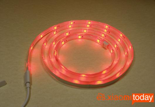 Xiaomi Yeelight Lightstrip Plus Análisis - Funcionamiento