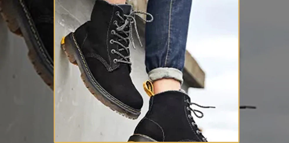 Xiaomi Uleemark High-top Leather Boot: Diseño