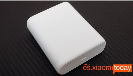 Xiaomi ZMI Battery Charger Análisis - Diseño y construcción