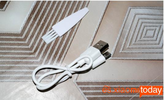 Xiaomi Lint Remover Deerma DEM-MQ811 Análisis: Contenido del paquete