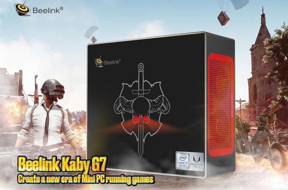 Beelink Kaby G7 introducción