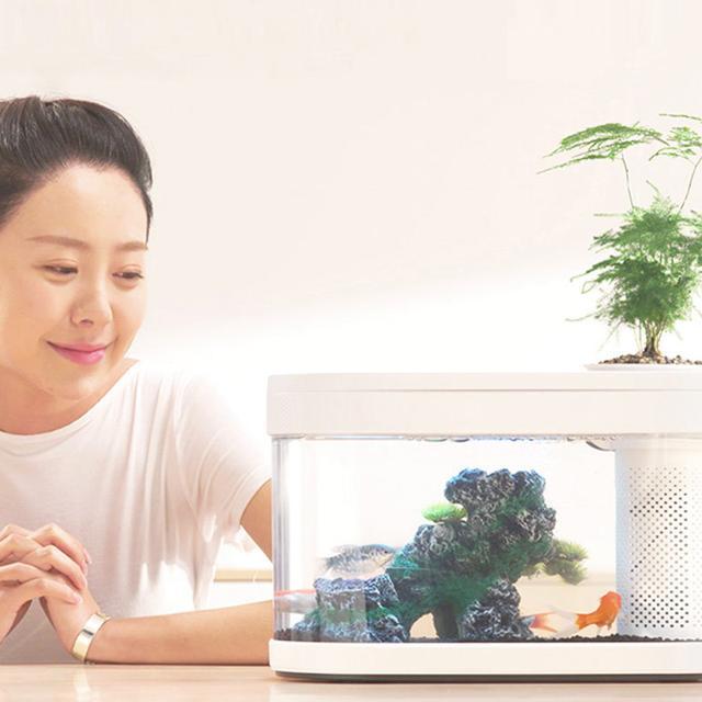 Xiaomi Geometry Fish Tank - Características