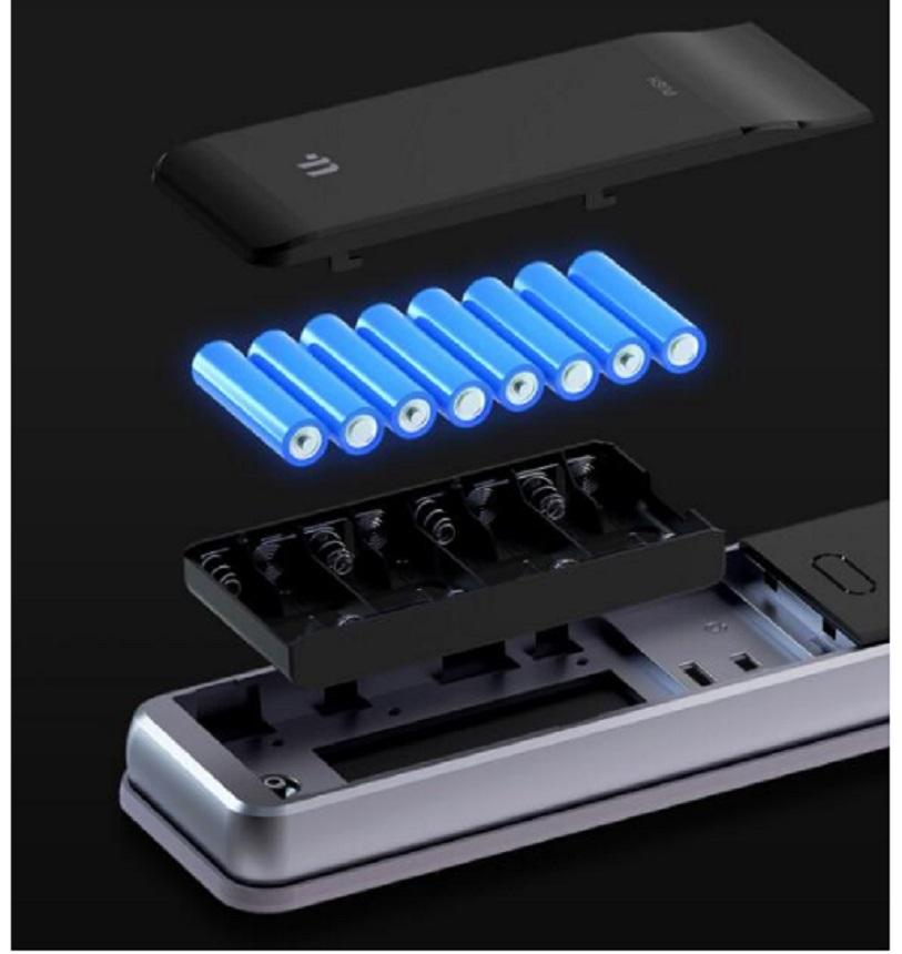 Cerradura Xiaomi M2Características batería