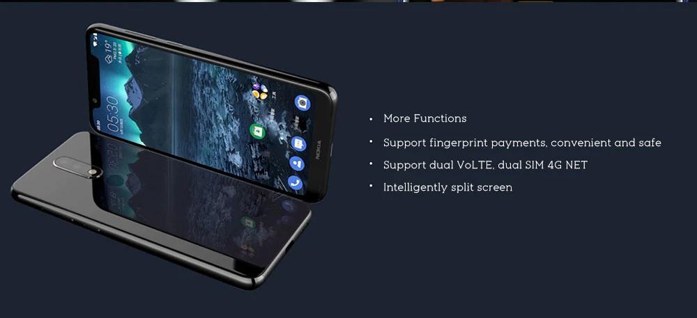 Nokia X5 4G