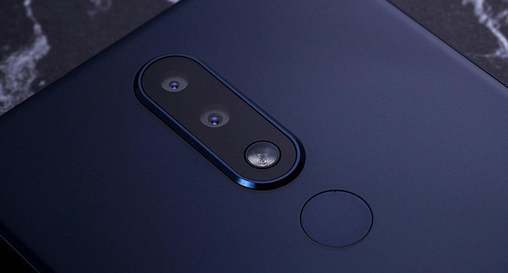 Nokia X5 dual cámaras