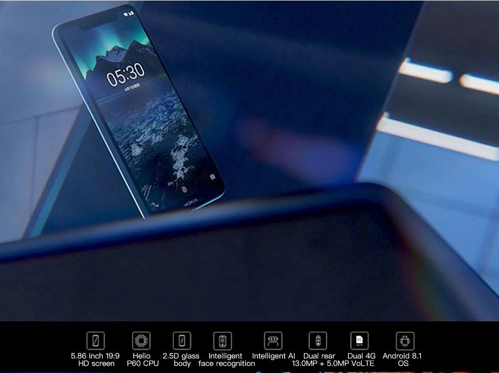 Nokia X5 introducción