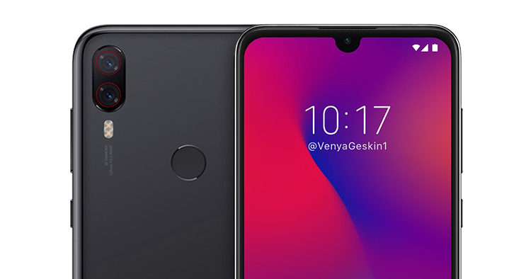 Xiaomi Pocophone F2: Render conceptual de diseño
