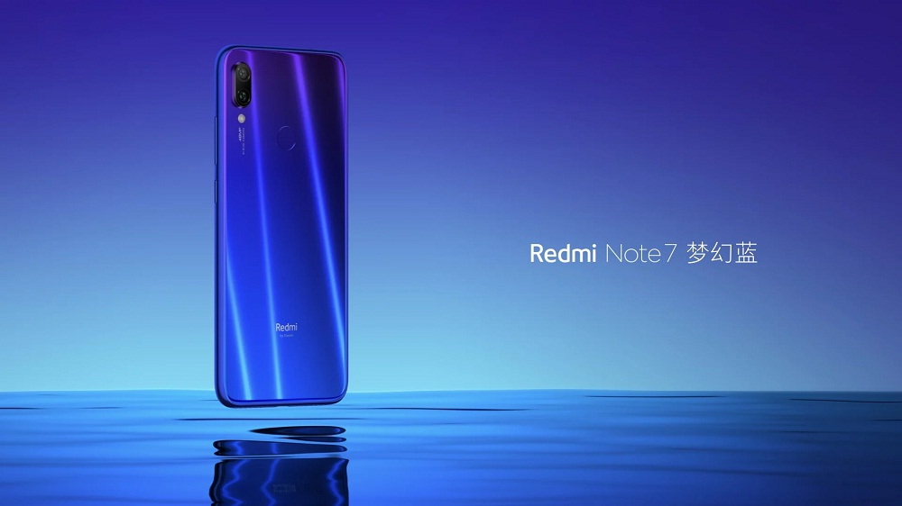 Redmi Note 7 introducción