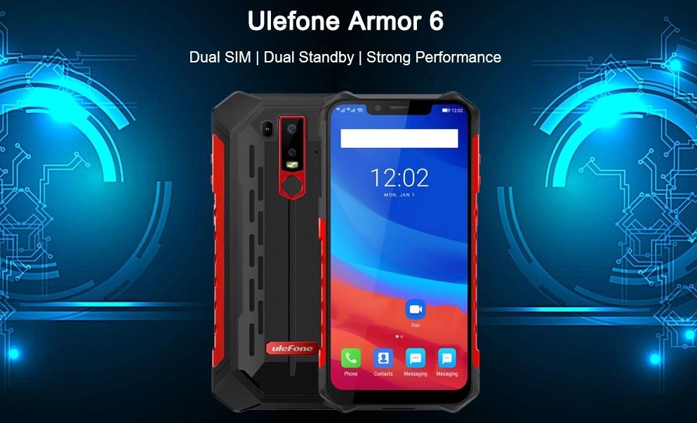 Ulefone Armor 6 destacada