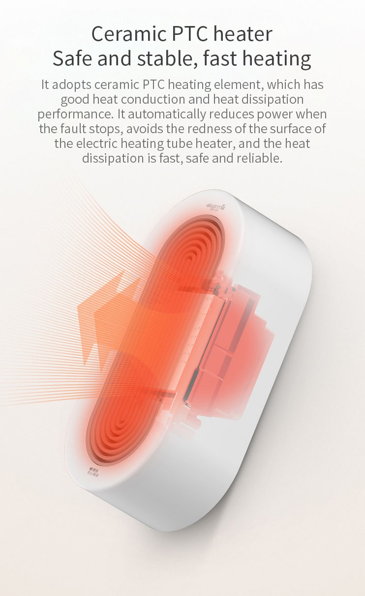 Xiaomi Deerma DEM-NF30 materiales
