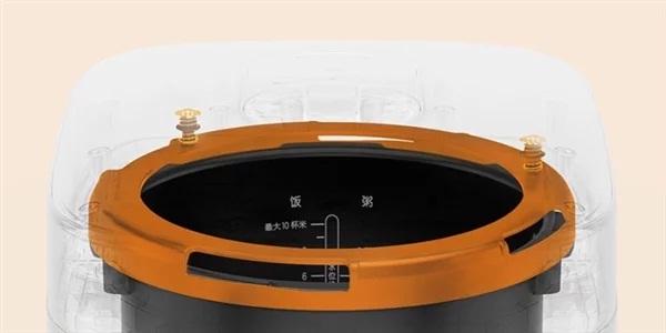 Xiaomi Electric Pressure Cooker diseño
