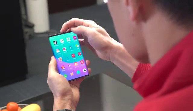 Xiaomi Visionox