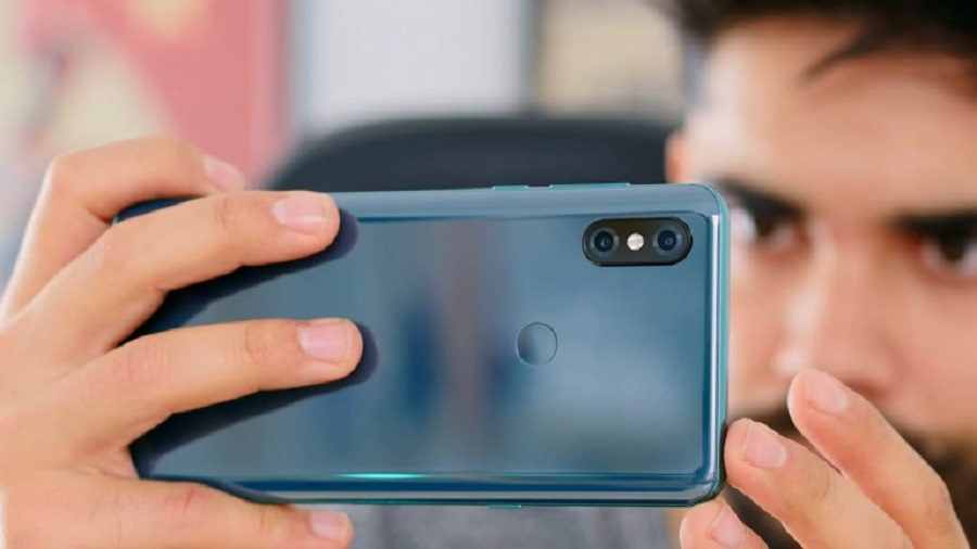 Xiaomi Mi Mix 3 cámaras