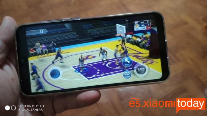 Xiaomi PlayAnálisis Hardware juegos