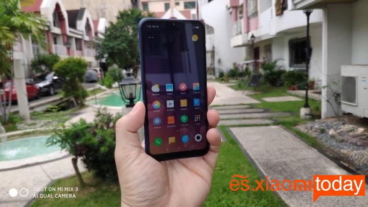 Xiaomi PlayAnálisis conectividad