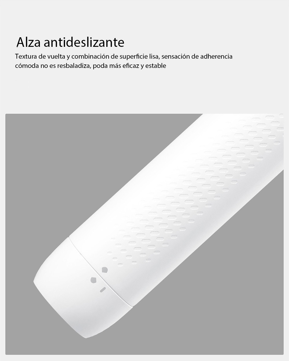 XiaomiSOOCAS N1 diseño materiales