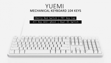 Xiaomi Yuemi MK06C Mechanical Keyboard