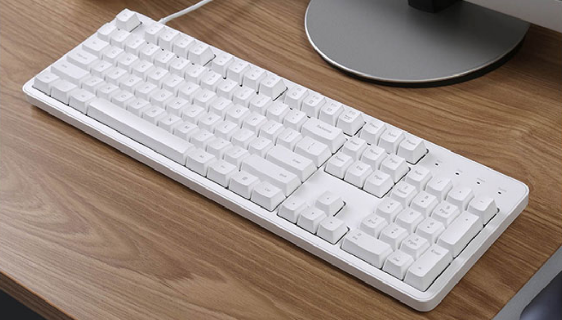 Xiaomi Yuemi MK06C Mechanical Keyboard Diseño 3