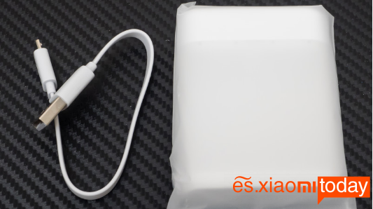 Xiaomi ZMI Battery Charger Análisis - Primeras impresiones