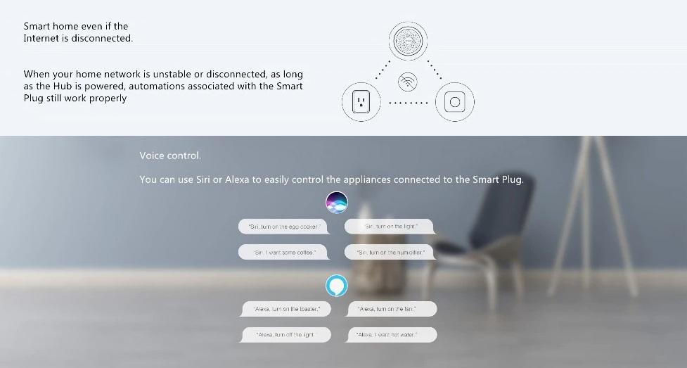 Zócalo Inteligente Xiaomi Aqara características internet