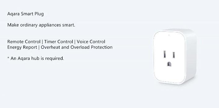 Zócalo Inteligente Xiaomi Aqara introducción