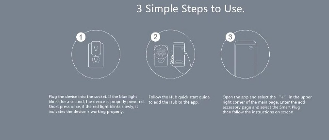 Zócalo Inteligente Xiaomi Aqara modo de uso