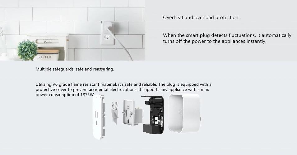 Zócalo Inteligente Xiaomi Aqara seguridad