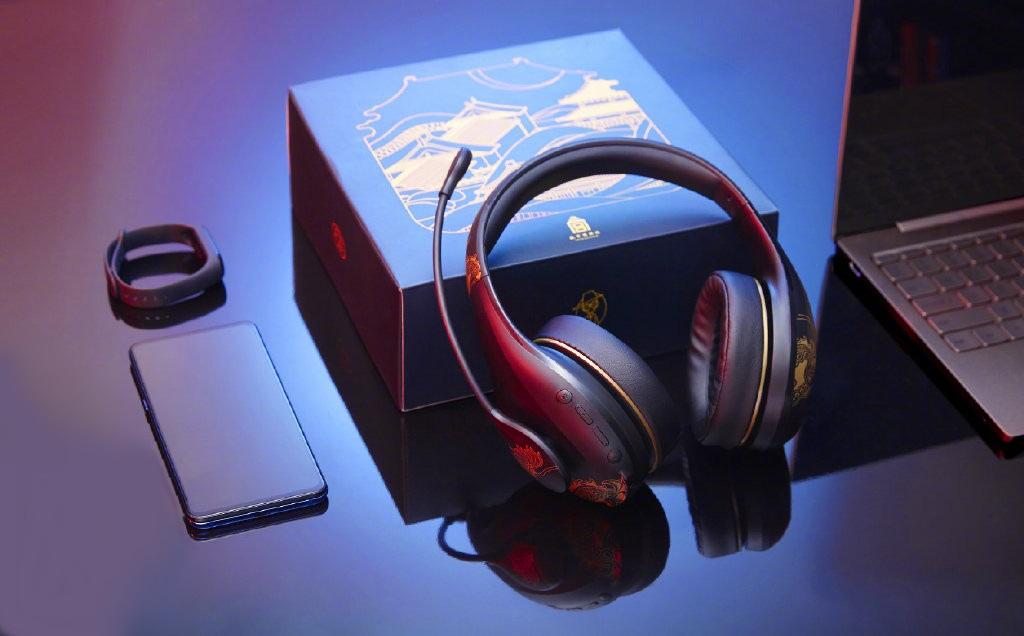 Xiaomi nos presenta a los nuevos audífonos Forbidden Edition