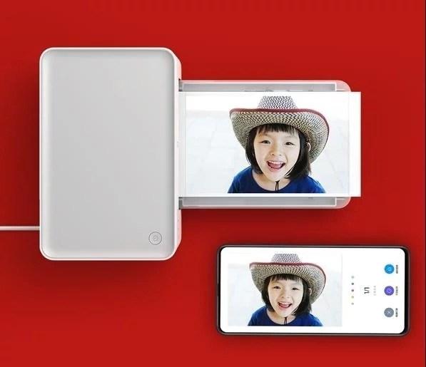 Lanzamiento Xiaomi Mijia Photo Printer
