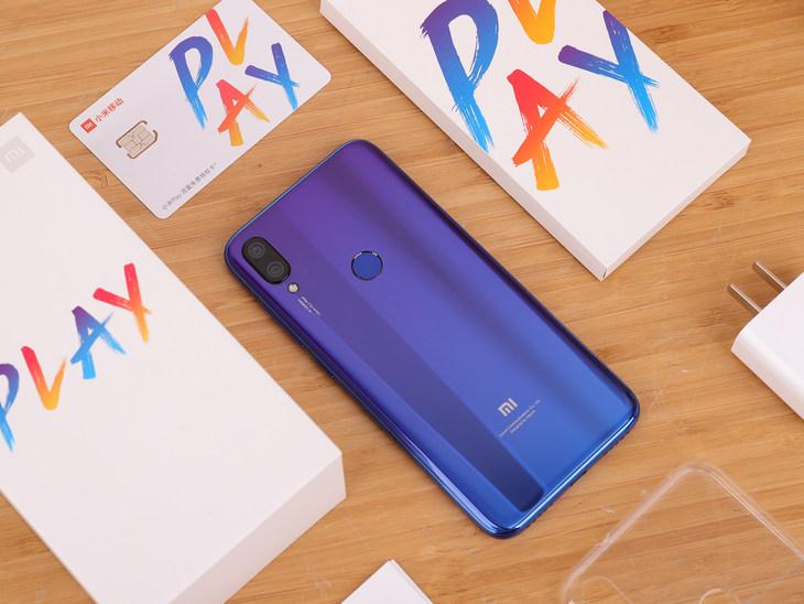 Xiaomi Play: Viene con un sofisticado diseño
