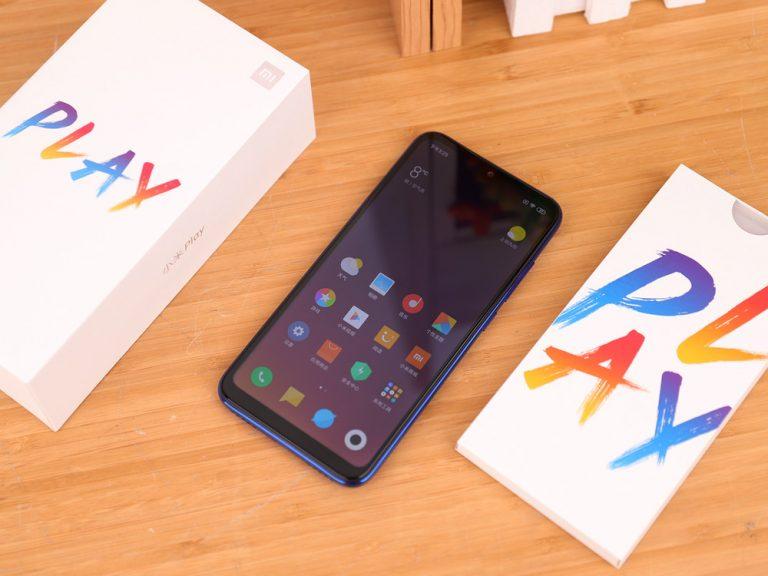 Xiaomi Play: Viene con un gran diseño