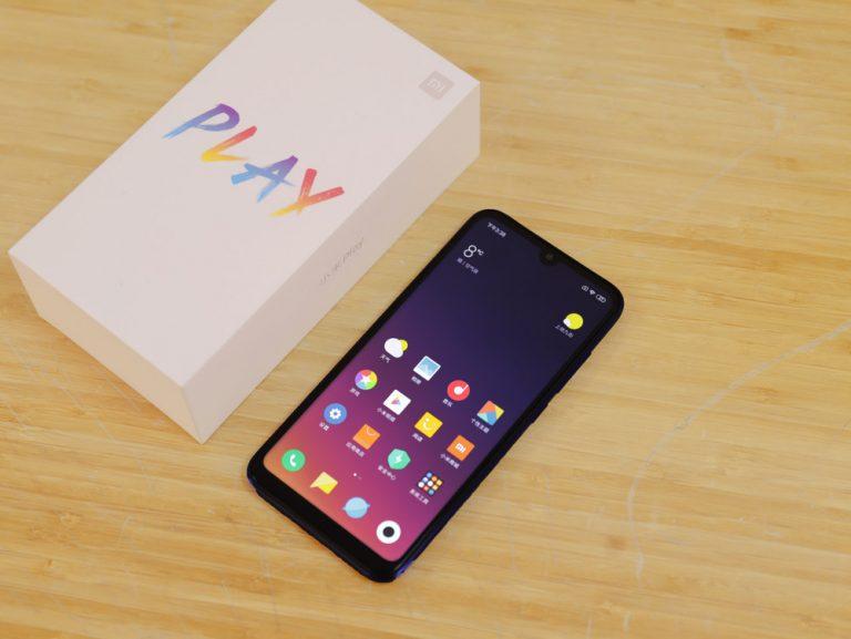Xiaomi Play: rendimiento