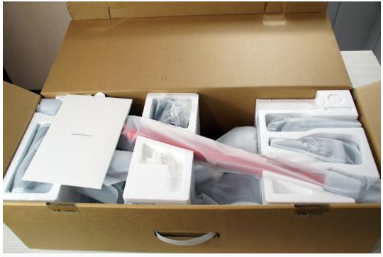 Xiaomi JIMMY JV51 Análisis: Embalaje y conjunto completo