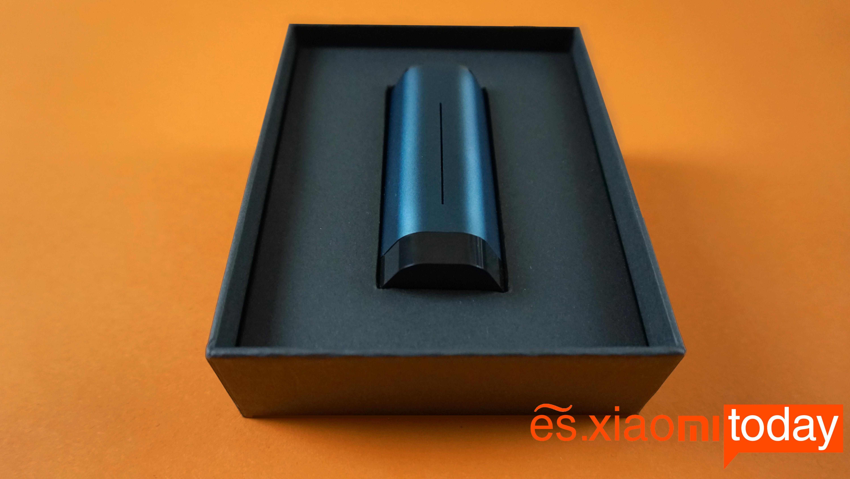 Lenovo Air TWS análisis caja