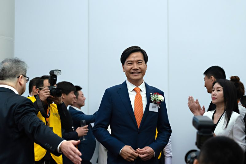 Lei Jun Ceo de Xiaomi