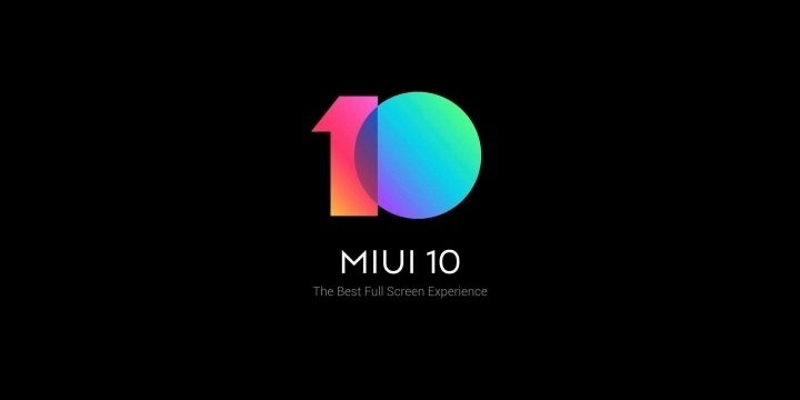 MIUI 10 featured