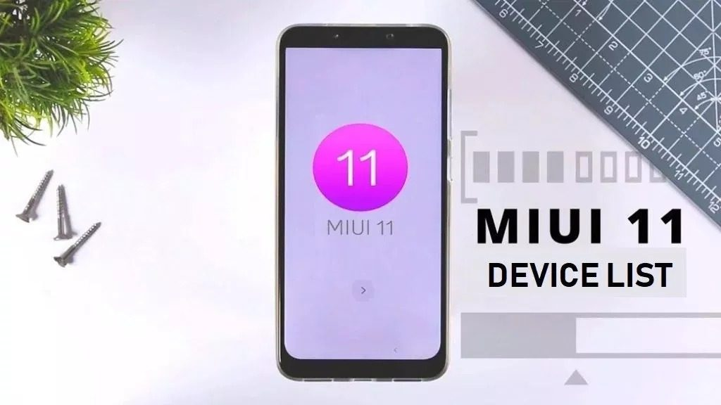 MIUI 11 presentación