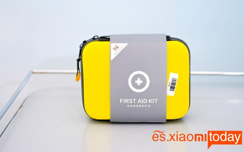Miaomiaoce Medical First Aid diseño llamativo