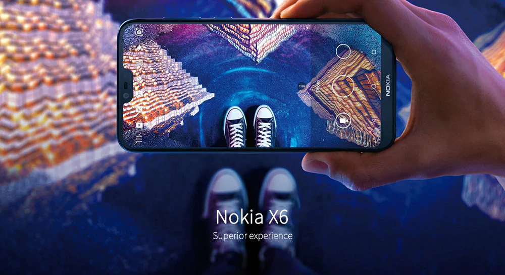Promoción especial de Gearbest Nokia X6