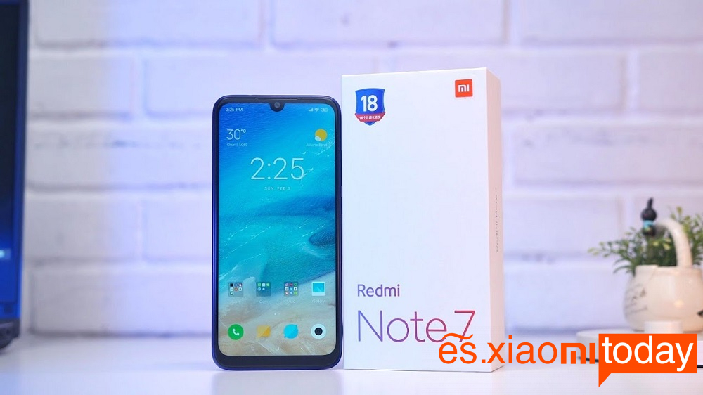 Redmi Note 7 destacada