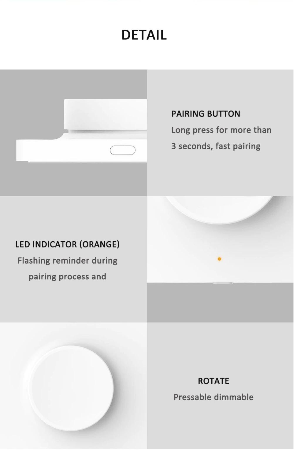 Xiaomi Yeelight Smart Dimmer Switch: ¿Cómo usarlo?