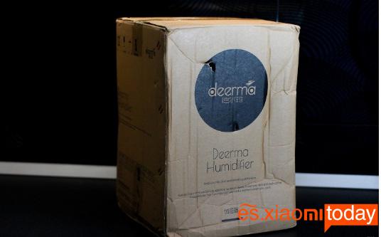 Xiaomi Deerma DEM-SJS100 análisis caja