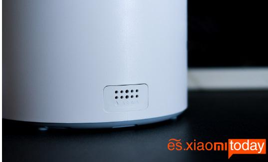 Xiaomi Deerma DEM-SJS100 análisis diseño lateral derecho