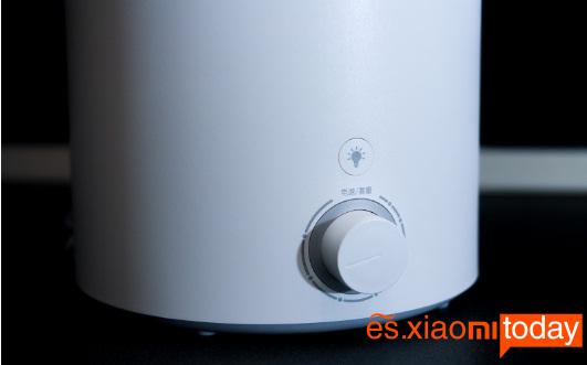 Xiaomi Deerma DEM-SJS100 análisis diseño parte delantera